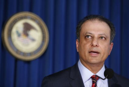 Bharara outraged over Turkey's Erdoğan to ask US administration to sack an American prosecutor