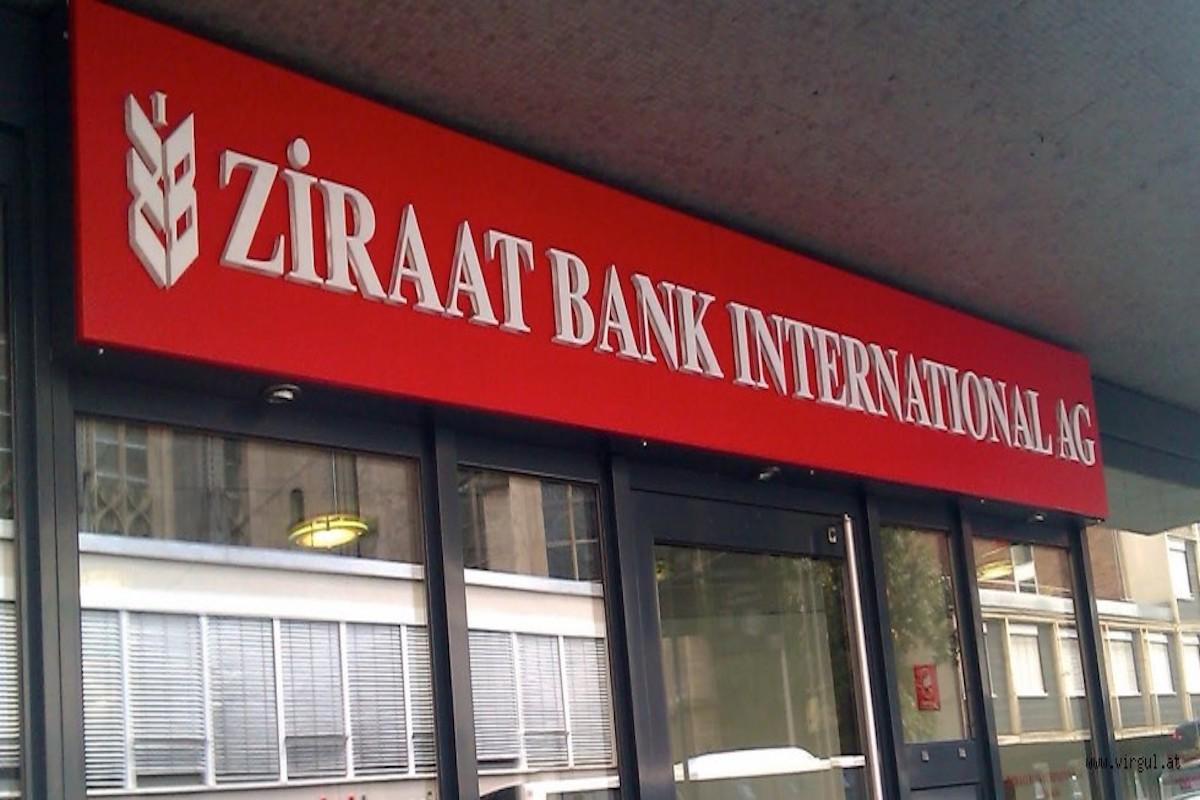 Resultado de imagen para Ziraat Bank