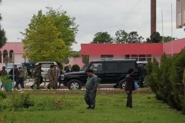 Afghan-Turk school raided by Turkish diplomats, soldiers in Afghanistan's Mazar-e Sharif