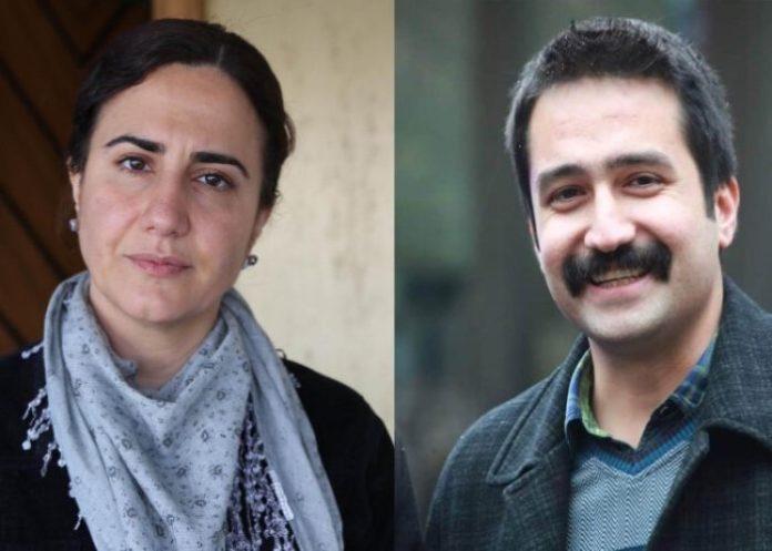 Ebru Timtik and Aytac Unsal