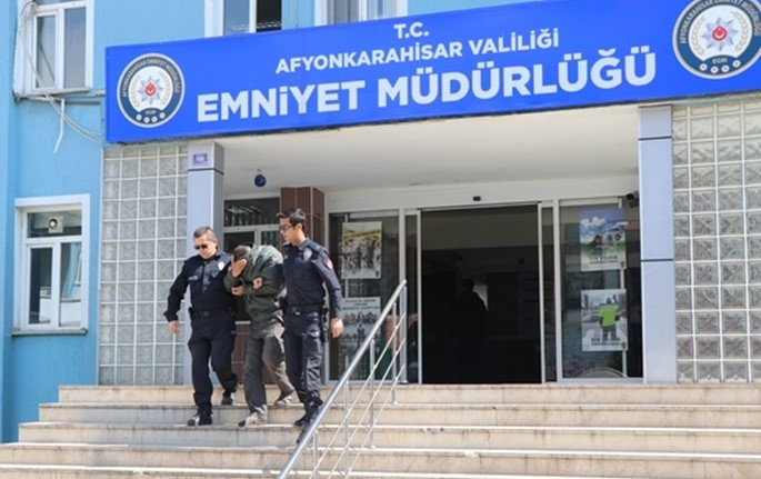 Afyon Police Department