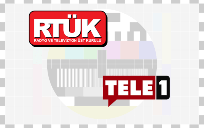 RTUK and TELE1 logos