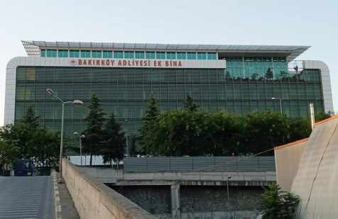 Confiscated Zaman daily headquarters now used as court building 21