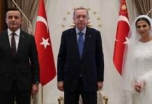 Yüksel Kocaman and Erdogan