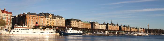 корабли Стокгольма
