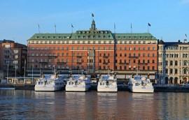 Grand-Hotel-Stockholm хороший отель в стокгольме