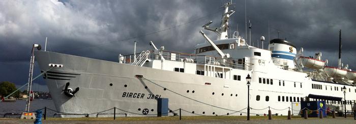birger jarl корабль недорогой хостел отель в Стокгольме прямо в центре города