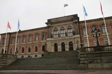 старейших шведский университет в уппсале