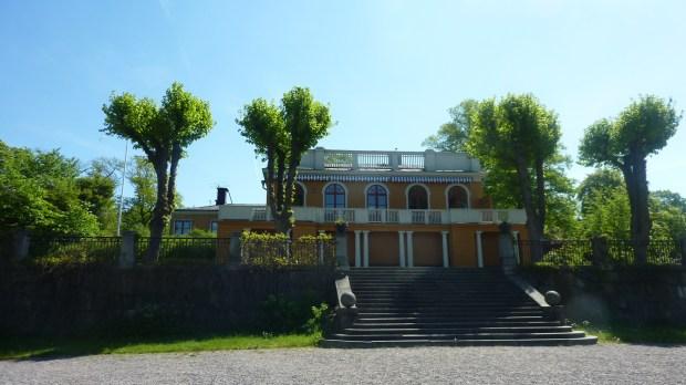 парк музей скансен в стокгольме