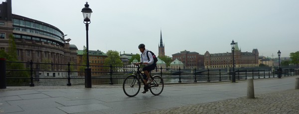 велосипеды в стокгольме