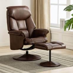 Kenmare Tan Feel Fabric Chair