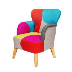 Lilly Chair Patchwork