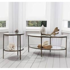 Hudson Lamp & Coffee Table