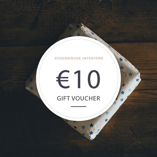 €10.00 Gift Voucher