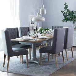 Montana Grey Dining Set
