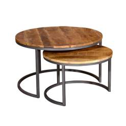 Savannah Round Coffee Table