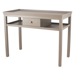 Lichen Grey Console Table