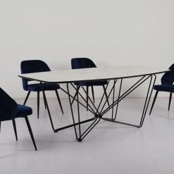 Sutton Dining Chair Blue