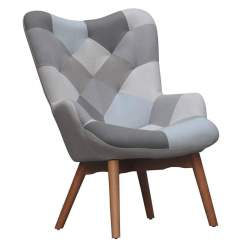Willow Blue Armchair