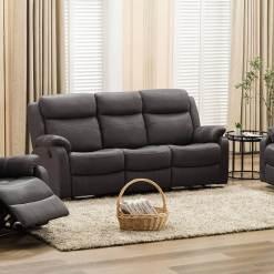 Bruno 3 Seater Sofa