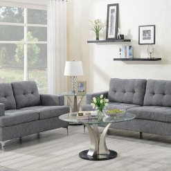 Halo Fabric Sofa Suite