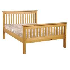 Monaco 4FT6 Bed Frame