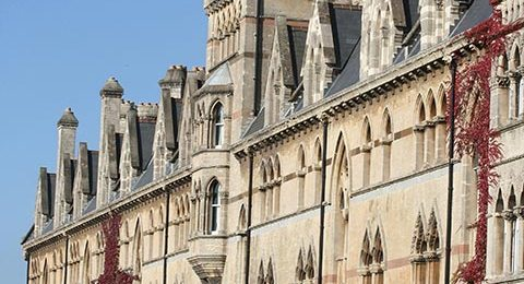 free stock image of Oxford University