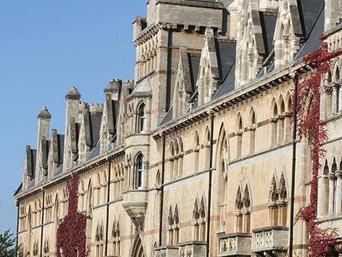 free stock image of Oxford University