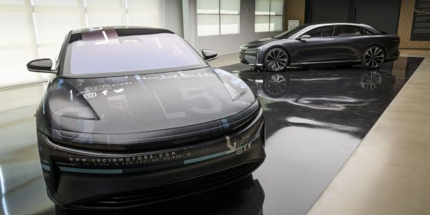 Lucid Motors Agrees to Go Public With $24 Billion Valuation