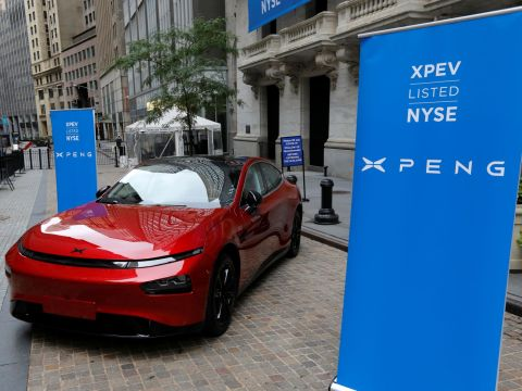 Chinese electric car maker Xpeng sees 'big momentum' into March: vice chairman and president