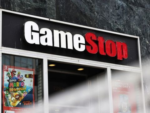GameStop Stock Rebounds From Steep Drop. An Analyst Still Sees Squeeze Potential.