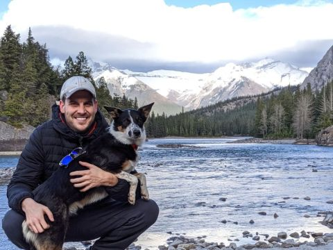 This man became financially independent at 36 and says the key to happiness is 'owning your own time'