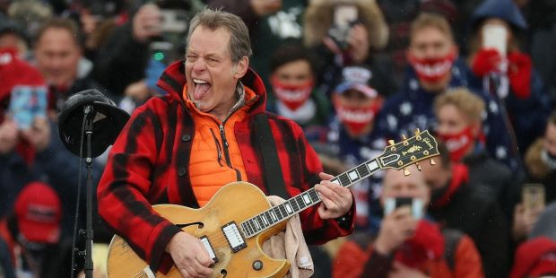 Rock musician Ted Nugent tests positive for COVID-19