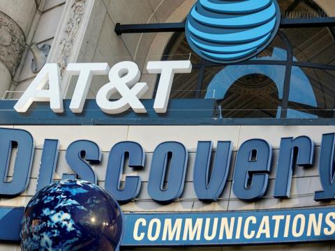 AT&T nears deal to create $150bn streaming giant with Discovery
