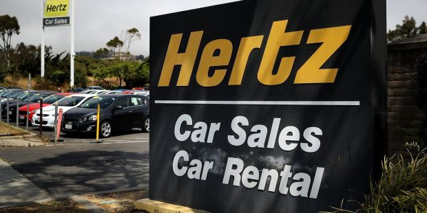 Bankrupt Hertz' stock soars 62% on news of deal to exit chapter 11 that will benefit shareholders