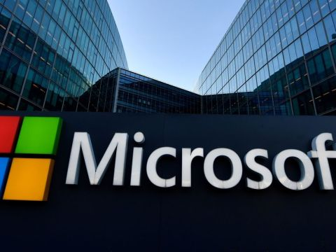 Microsoft closes with a valuation atop $2 trillion, joining Apple in that club