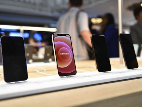 Apple Stock Gains Ahead of Next iPhone Launch