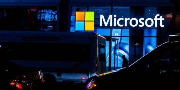 Microsoft Stock Soars to a New High. Earnings Come Tuesday.