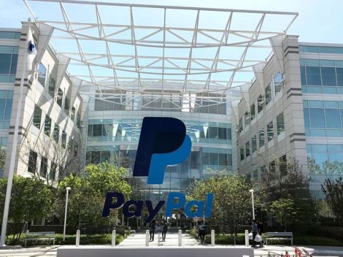 PayPal Earnings Beat Expectations. Its Stock Is Dropping.