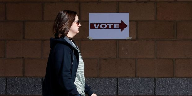 Supreme Court upholds voting restrictions put in place by Arizona Republicans
