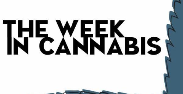 The Week In Cannabis: Amazon Lobbies In DC, Colombia's New Law, Big IPOs And More