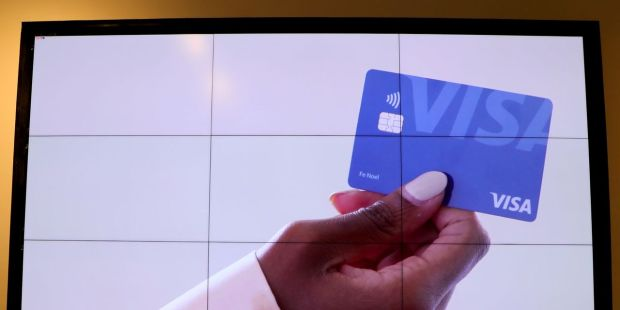 Visa results boosted by strong spending in person, online and on travel
