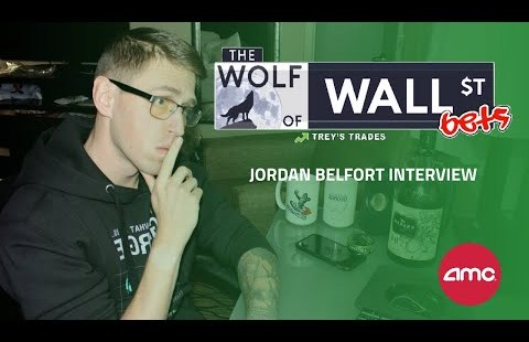 The Wolf of Wall Street Bets – Interview with Jordan Belfort