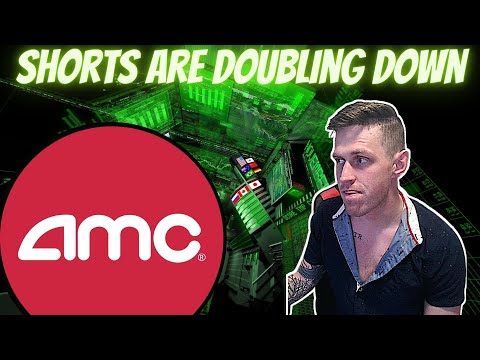 AMC Stock – Shorts are doubling down