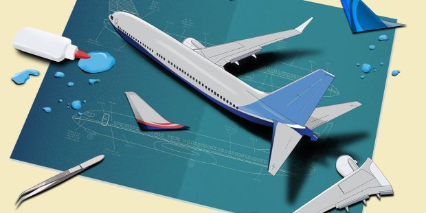 Fixing Boeing's Problems Could Boost Its Stock by 35%. What It Needs to Do.