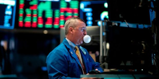 Why Is the Stock Market Dropping Today? Here Are 4½ Reasons.