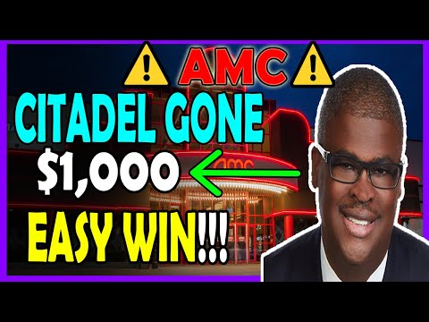 CITADEL *GONE*: CHARLES PAYNE [$1,000] PER SHARE AMC Inventory?! -MARGIN Name Short Squeeze Substitute