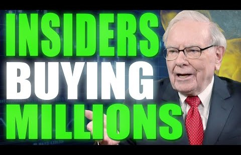 Insiders Attach MILLIONS Into These Stocks…