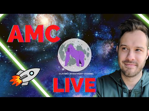 [LIVE] AMC Stock Q&A and Analysis $50 Friday!