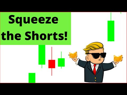 16 stocks prepared for a Stock Immediate Squeeze (Choose Tips) 2021
